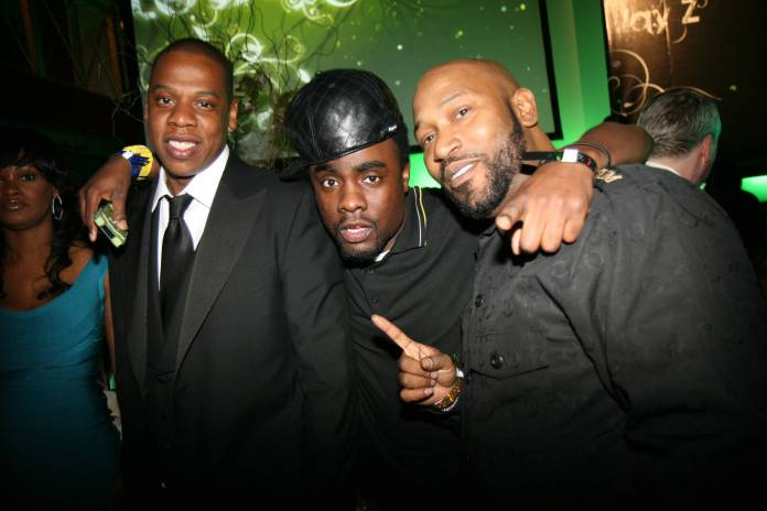 Wale Joe Budden Pull Up Jay-Z Conversation Roc Nation