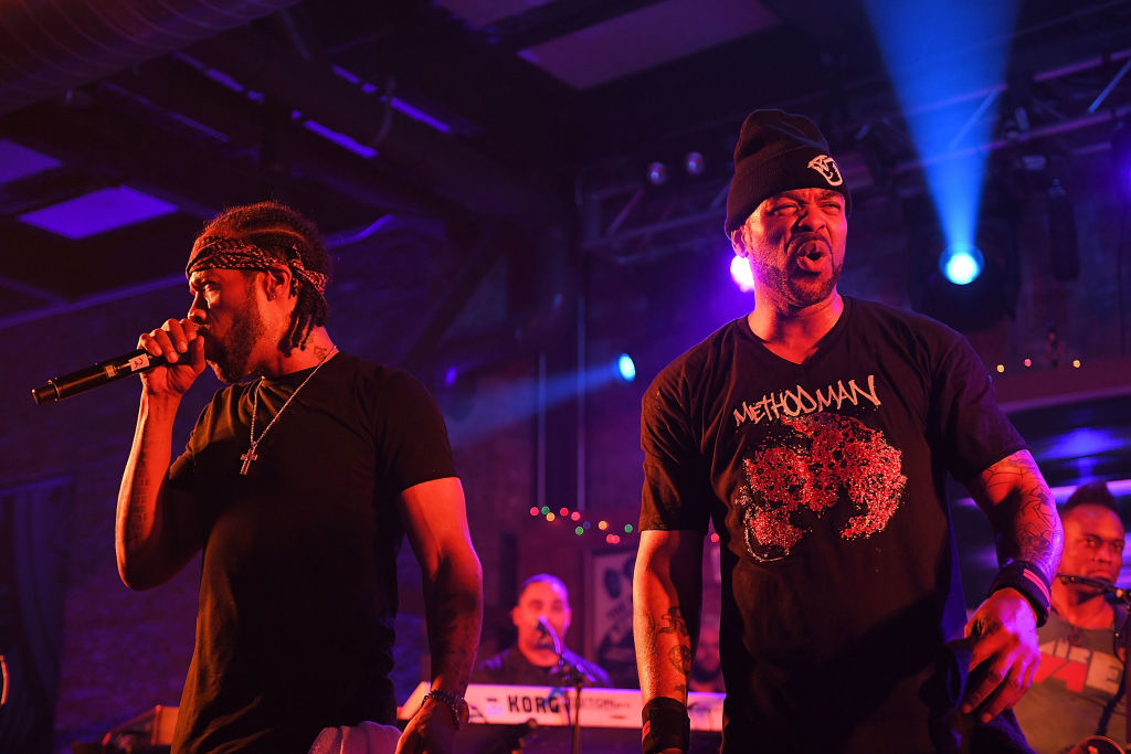 Redman Method Man Da Rockwilder