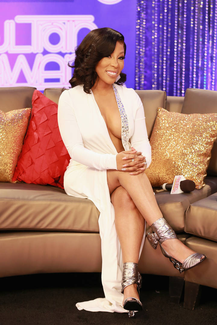 K. Michelle, Hollywood Larry