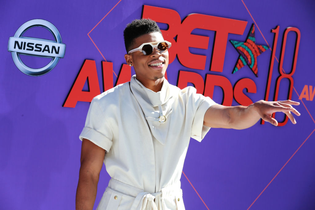 """Empire"" Star, Bryshere Gray, Arrested On Domestic Violence Charges"