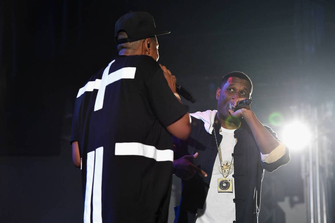Jay Electronica, Nick Cannon