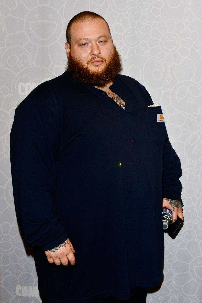 Action Bronson Hot Ones