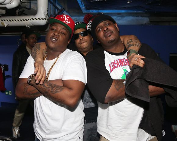 The LOX Jadakiss, Styles, Sheek Louch
