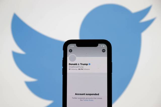 Donald Trump, Twitter, Ban, Ned Segal