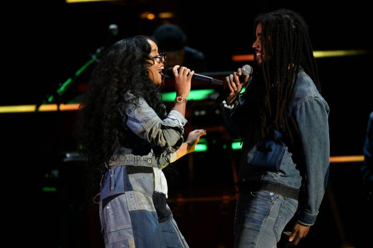 H.E.R., Skip Marley, The Morning Hustle, Slow Down