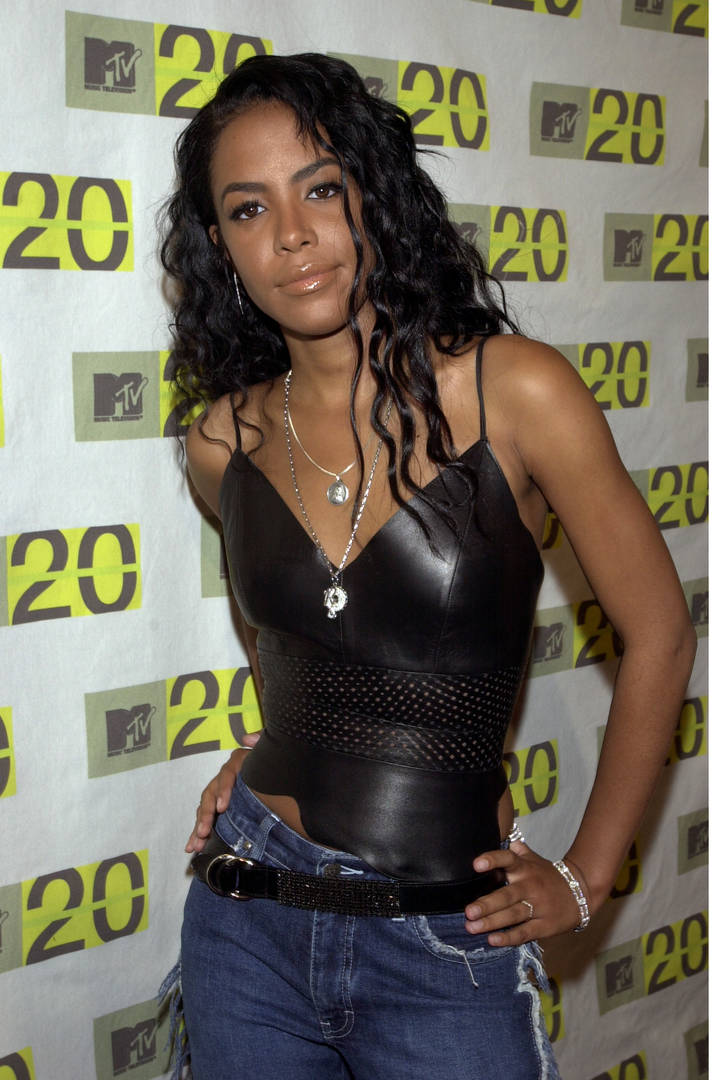 Aaliyah, Barry Hankerson