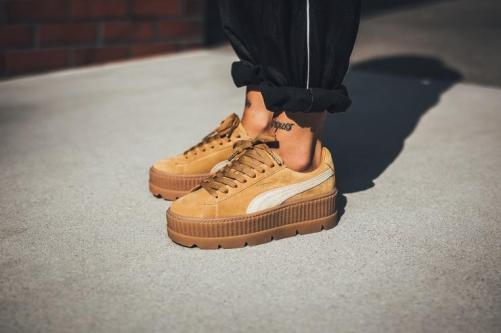 1503952966 d67c25cb7ca41e99b0a567ee416e2a09 Rihanna x Puma Fenty Cleated Creeper To Release This Week
