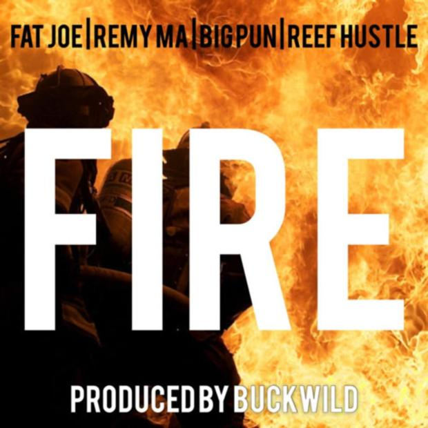 Image result for Music: Buckwild – Fire Ft. Fat Joe, Big Pun, Remy Ma & Reef Hustle