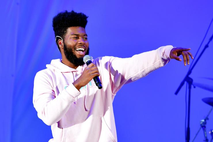 : Khalid performs onstage at CBS RADIO's We Can Survive 2017 at The Hollywood Bowl on October 21, 2017 in Los Angeles, California.