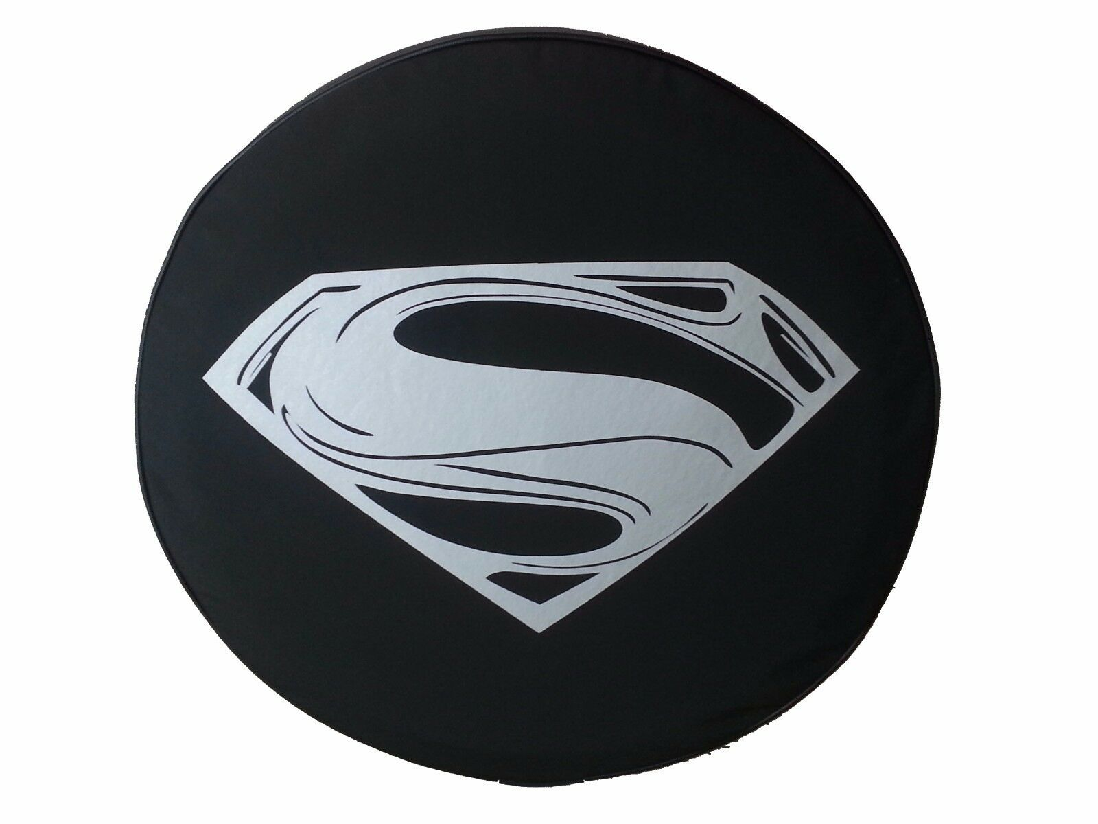 "Sparecover Brawny Series Superman Man of Steel 35"" Tire Cover"