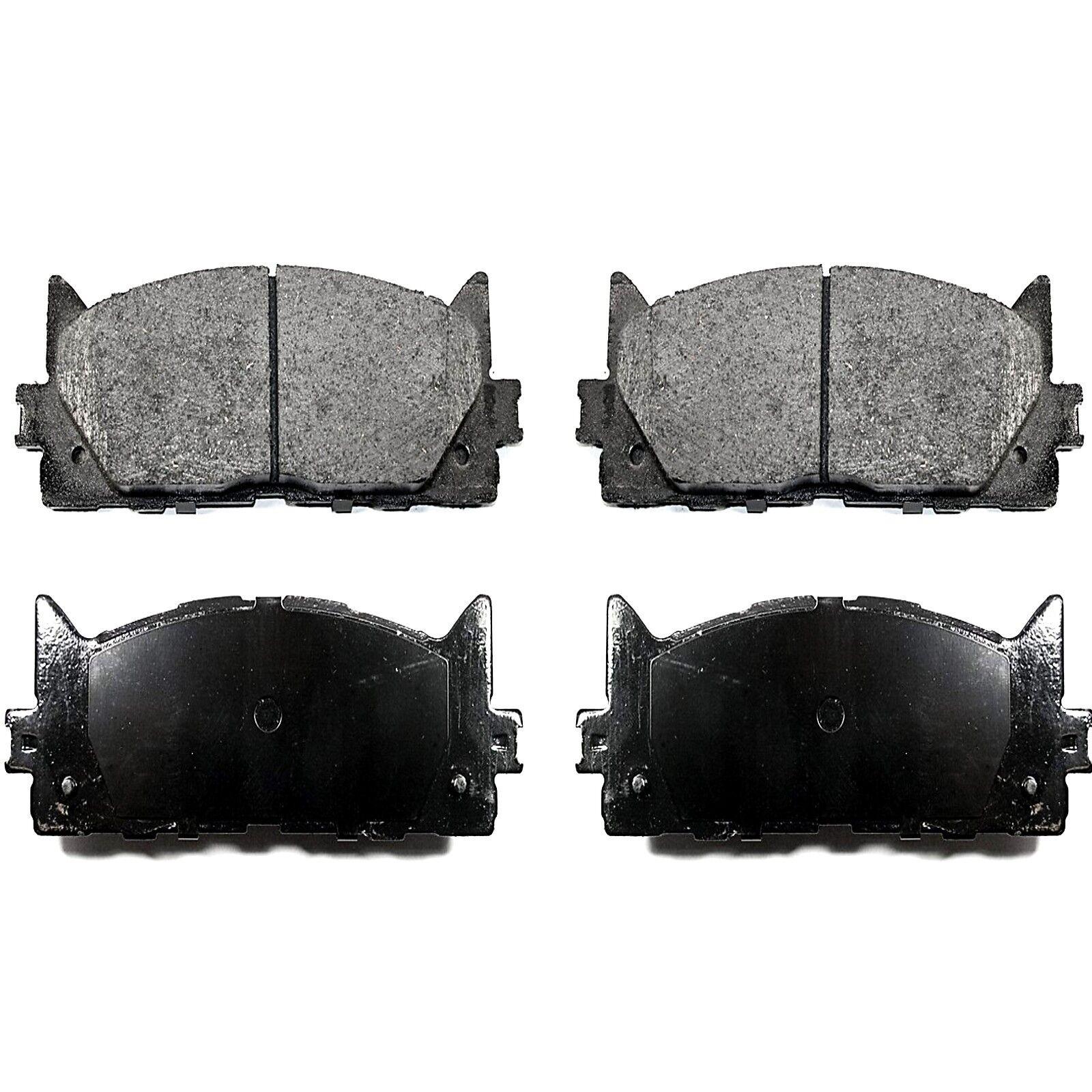 Disc Brake Pad Semi Metallic Pads Front Dash 4 Brake MD1293