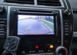 Toyota Rear Backup Camera Kit for Camry Corolla Prius Rav4