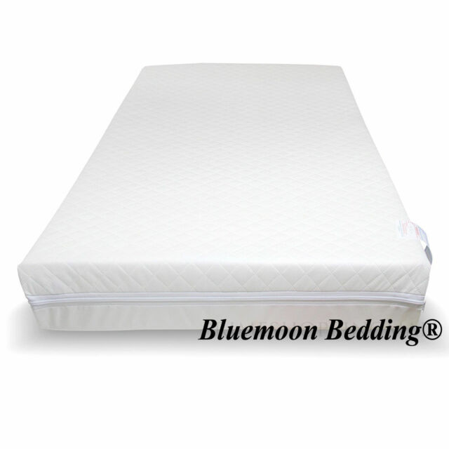 Thick Travel Cot Mattress For Baby Way 120 X 60 Cm Thickness 10cm