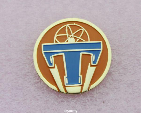 Disney Tomorrowland Movie Pin 2015 Disneyland -tomorrow ...