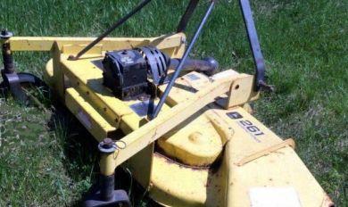 Woods 990 Finish Mower V Belt   Wooden Thing