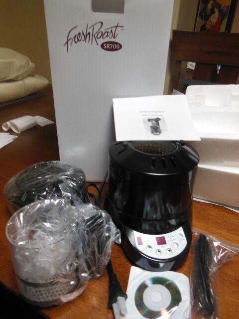 Fresh Roast Sr700 Home Coffee Roaster