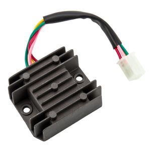 Universal 4 Wire 2 Phase Motorcycle Regulator Rectifier
