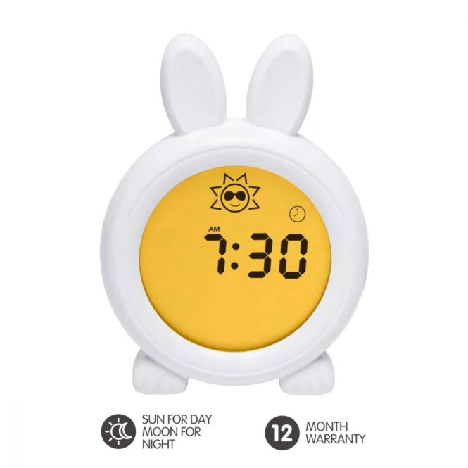 Oricom Bunny Childrens Sleep Trainer Clock