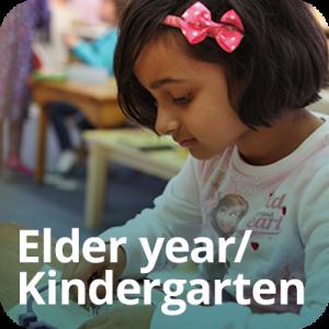 Elder year/Kindergarten