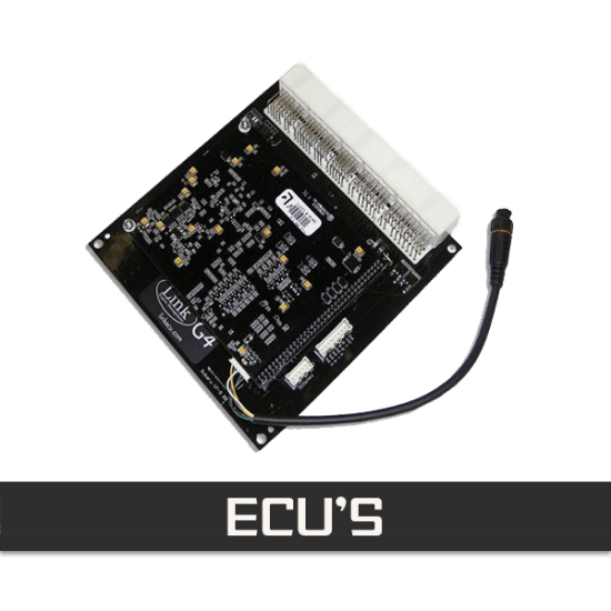 ECU's, Displays and Sensors