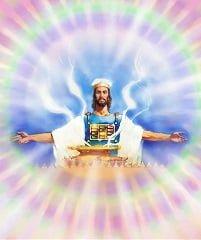 Jesus the High Priest Interceding