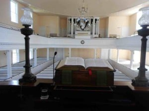 New England Churches 100