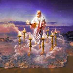 Jesus of Revelation 1