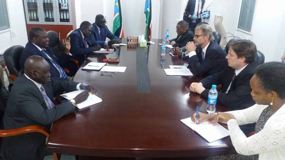 IMF Staff Conclude South Sudan Visit | South Sudan News Now