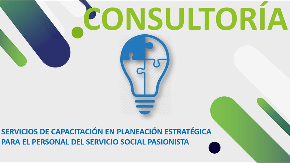 (Obsoleto) Servicio de capacitación en planeación estratégica para el personal del Servicio Social Pasionista