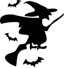 Halloween Graphic – Witch