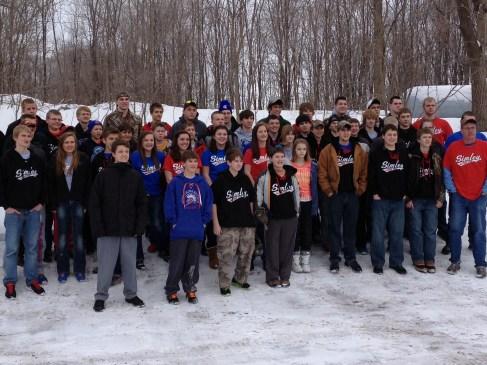 2013 Simley Trap Team