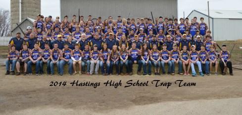 2014 Hastings Trap Team