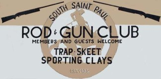 SSP Gun Club Logo - Rectangular
