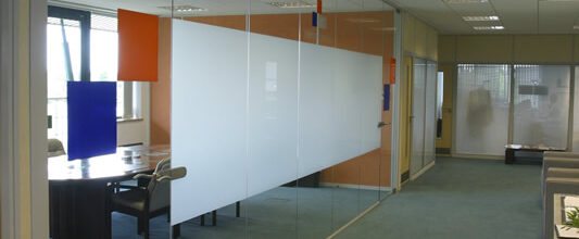 Office Partitioning – what you need to consider