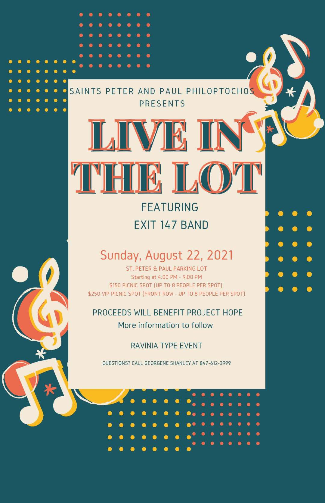 Live IN The Lot