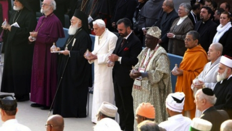 Image result for assisi iv pope ecumenical meeting