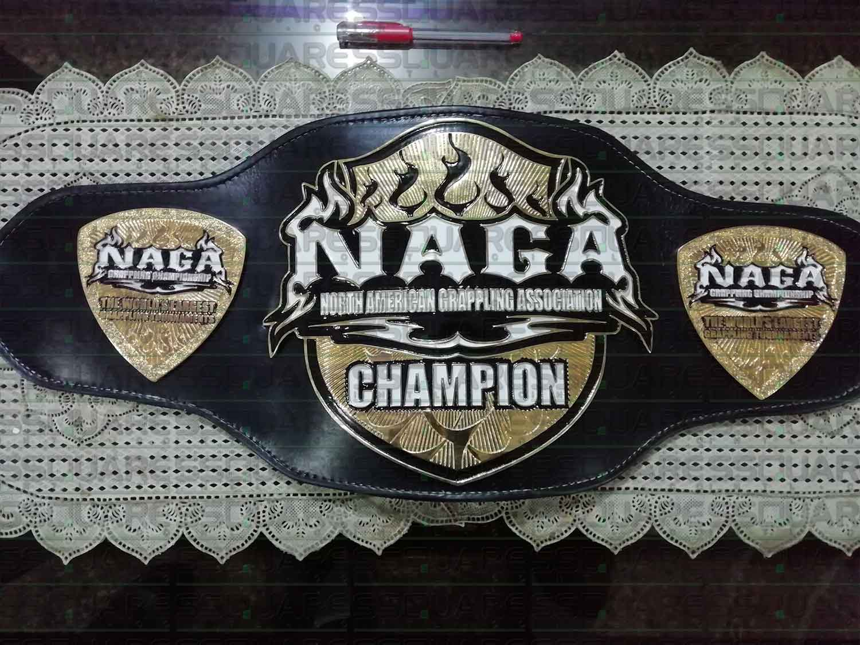 NAGA North American grappling association champion replica belt | SSQUARE  INTL
