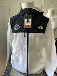 SSRP North Face Jacket