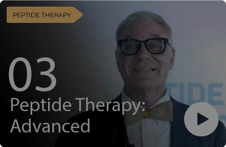Peptide Therapy: Advanced