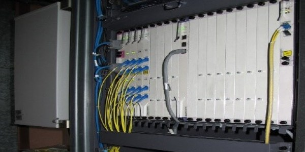 Optical Line Terminal (OLT)