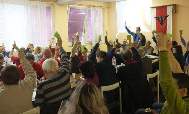 , Uznesenie z 18. Valného zhromaždenia SSS konaného vo Svite 1. 4. 2016, Slovenská speleologická spoločnosť