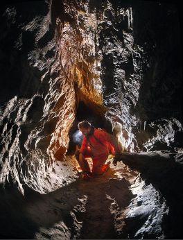 stefanova jaskyna. Vypomoc Lubos Holik, Pavel Herich