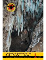 spravodaj pdf, Spravodaj, Slovenská speleologická spoločnosť