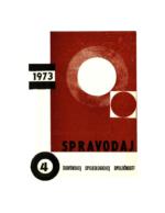 Spravodaj 1973-4
