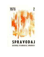 Spravodaj 1976-2