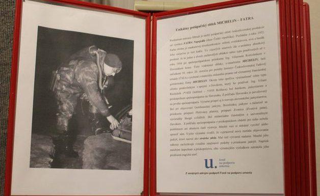oblek, Unikátny potápačský oblek MICHELIN – FATRA, Slovenská speleologická spoločnosť