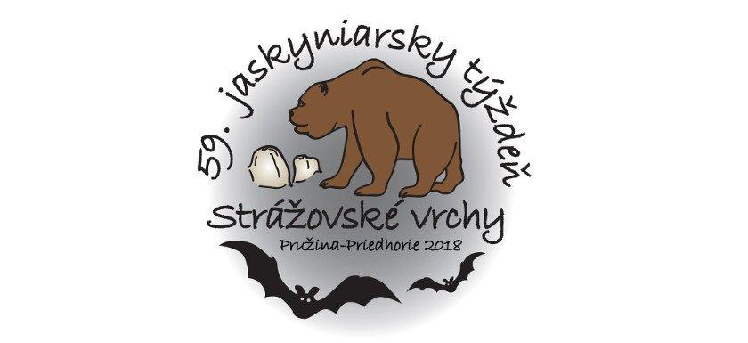 , Prihláška 59. JASKYNIARSKY TÝŽDEŇ SSS STRÁŽOVSKÉ VRCHY 2018 Pružina-Priedhorie 22. – 26. 8., Slovenská speleologická spoločnosť