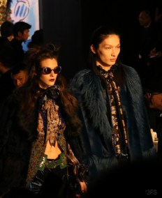 anna sui fw17 nyfw new york fashion week runway womenswear menswear @sssourabh