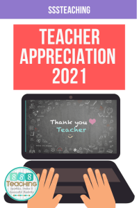 Teacher Appreciation Week 2021 Gift Guide- Show Your Heart With Ideas For  What Teacher Really Want! - SSSTeaching