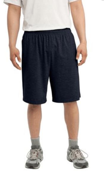 Sport Tek Jersey Shorts